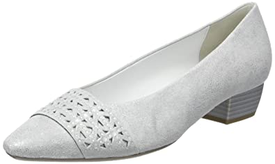 Shoes Damen Fashion Pumps, Weiß (Ice), 42 EU Gabor