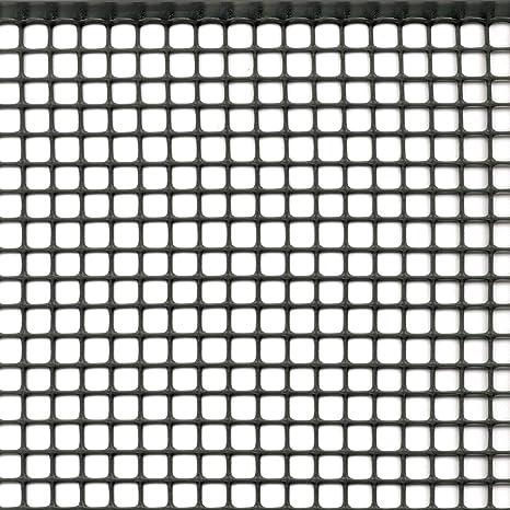 Rete Plastica Per Recinzioni Prezzi.Rete Protettiva In Plastica A Maglia Quadrata Per Balconi Cancelli