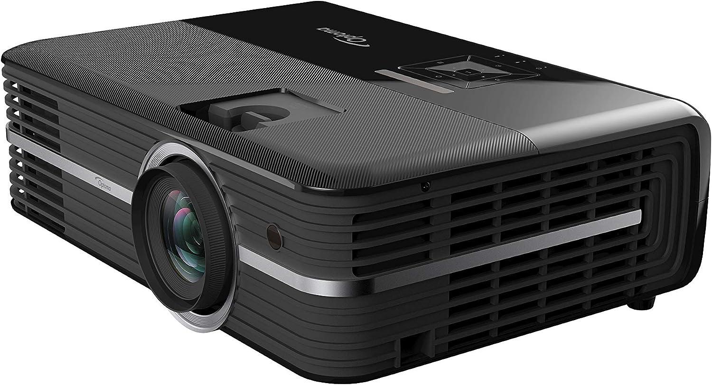 OPTOMA TECHNOLOGY UHD51 - Proyector 4K Home Cinema Ultra UHD, 2400 ...