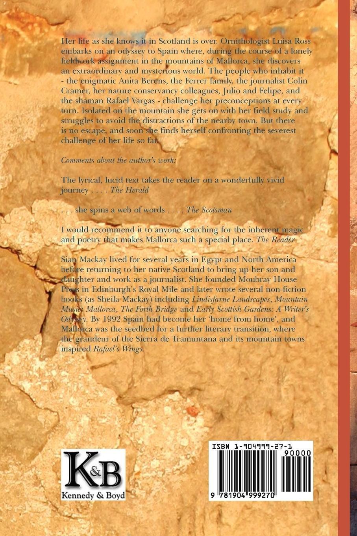 Amazon.com: Rafaels Wings: A Novel of Mallorca ...