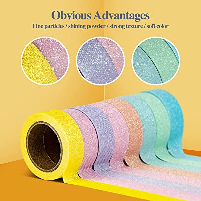Colorful Strong /& Decorative Adhesive Packing Tape for Gifts//Parcel and birtday