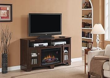 Amazon Com Classicflame La Salle Tv Stand For Tvs