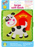 Galt Toys Large Soft Book, Home Sweet Home