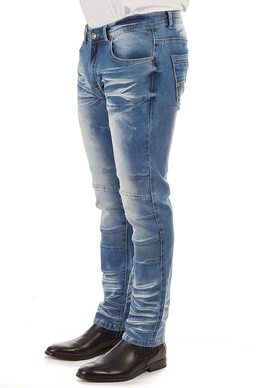 Cut /& Sew Jeans Light Blue RXP-98021