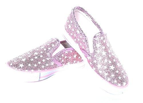 official photos 0ec57 60bf9 Scarpe per Bambina Lulu LV010103S Giulia Pink 0044: Amazon ...