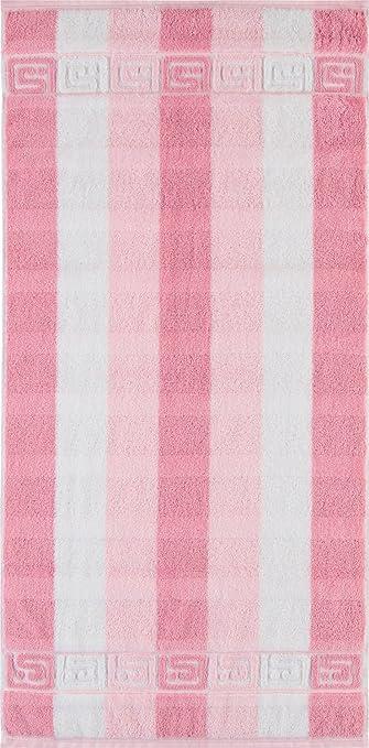 Cawö Handtuch Rosa Größe 50x100 Cm Amazonde Küche Haushalt