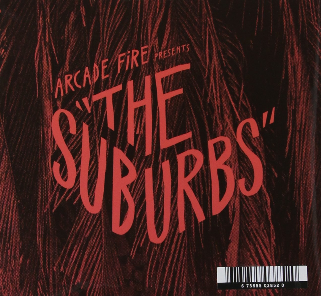 The Suburbs by Merge