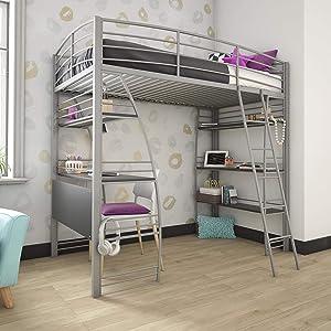 DHP Studio Loft Bunk Bed