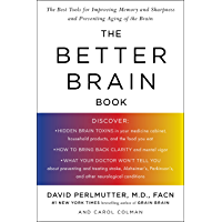 The Better Brain Book (English Edition)