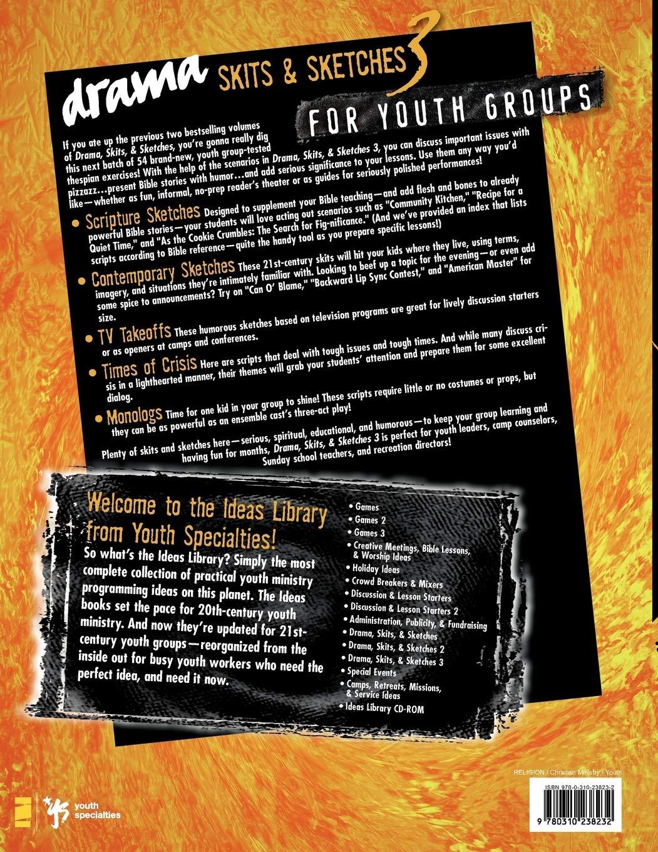 Ideas youth group skit Abraham &