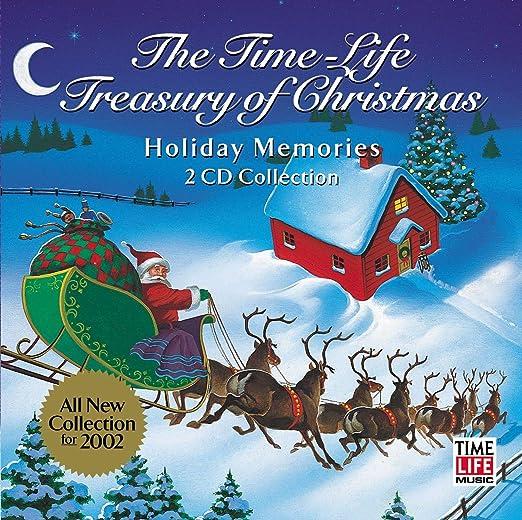 Time Life Treasury Of Christmas.The Time Life Treasury Of Christmas Holiday Memories