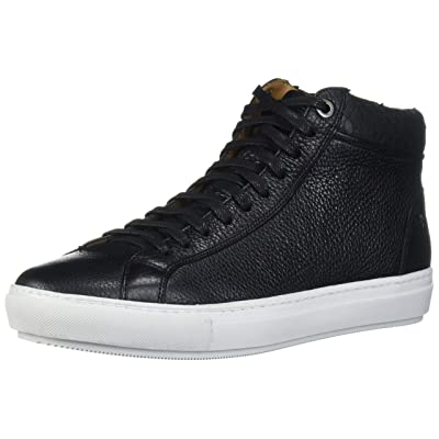 Brothers United Men's Leather Luxury Fashion Lace Up Sneaker | Shoes