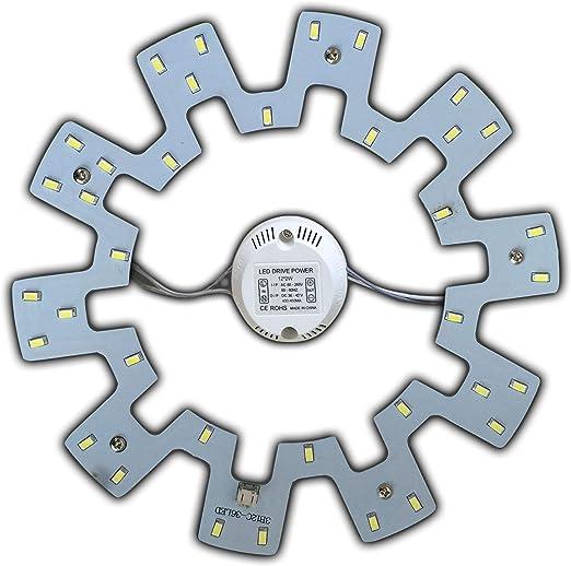 Modulo LED, set da montare per lampada circolare da soffitto