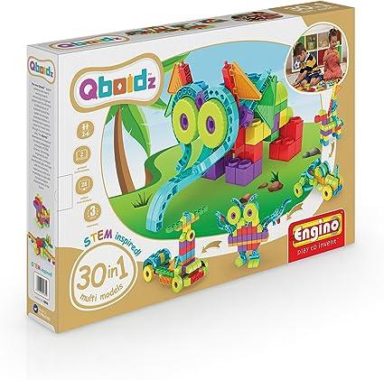 Qboidz 30 in 1 Multimodels