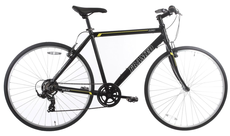 Framed Journey Men's Bike Black/Yellow/White 19in by Framed B00ECDWOD2
