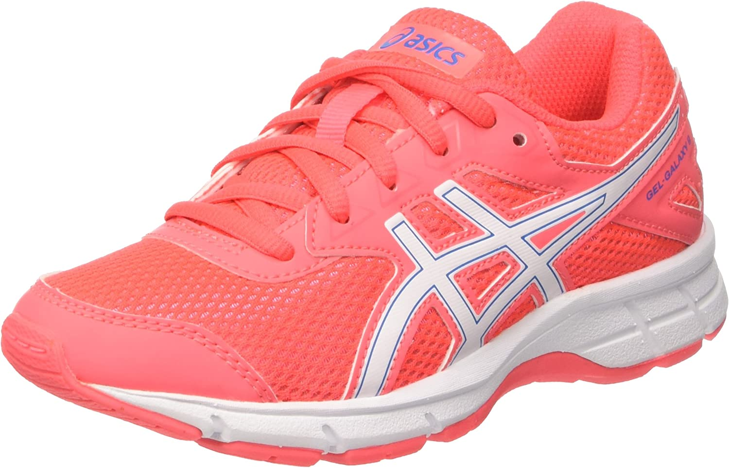 Asics Gel-Galaxy 9 GS, Zapatillas de Running para Niñas, (Diva Pink/White/Diva Blue), 37 EU: Amazon.es: Zapatos y complementos