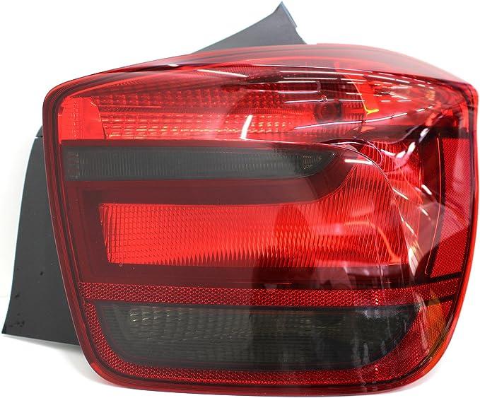 Finest Folia C030 Rückleuchten Folie Aufkleber Set Links Rechts Heckleuchten Scheinwerfer Dark Auto