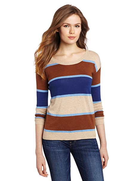 f0a5f001ec Kensie Women s Fine Gauge Melange Knit Sweater