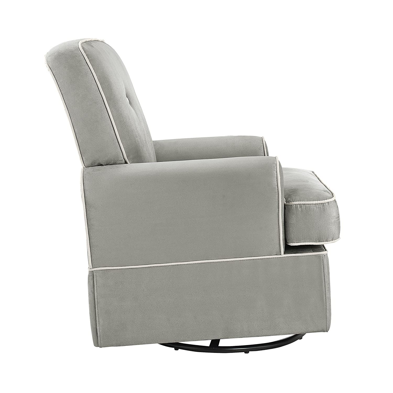 Amazon Baby Relax The Tinsley Nursery Swivel Glider Chair