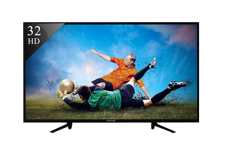 Panache EL3201 80cm (32 inches) HD Ready LED TV (Black)