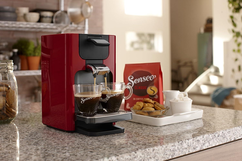 Philips Senseo Quadrante HD7865/80 Pad Kaffeemaschine