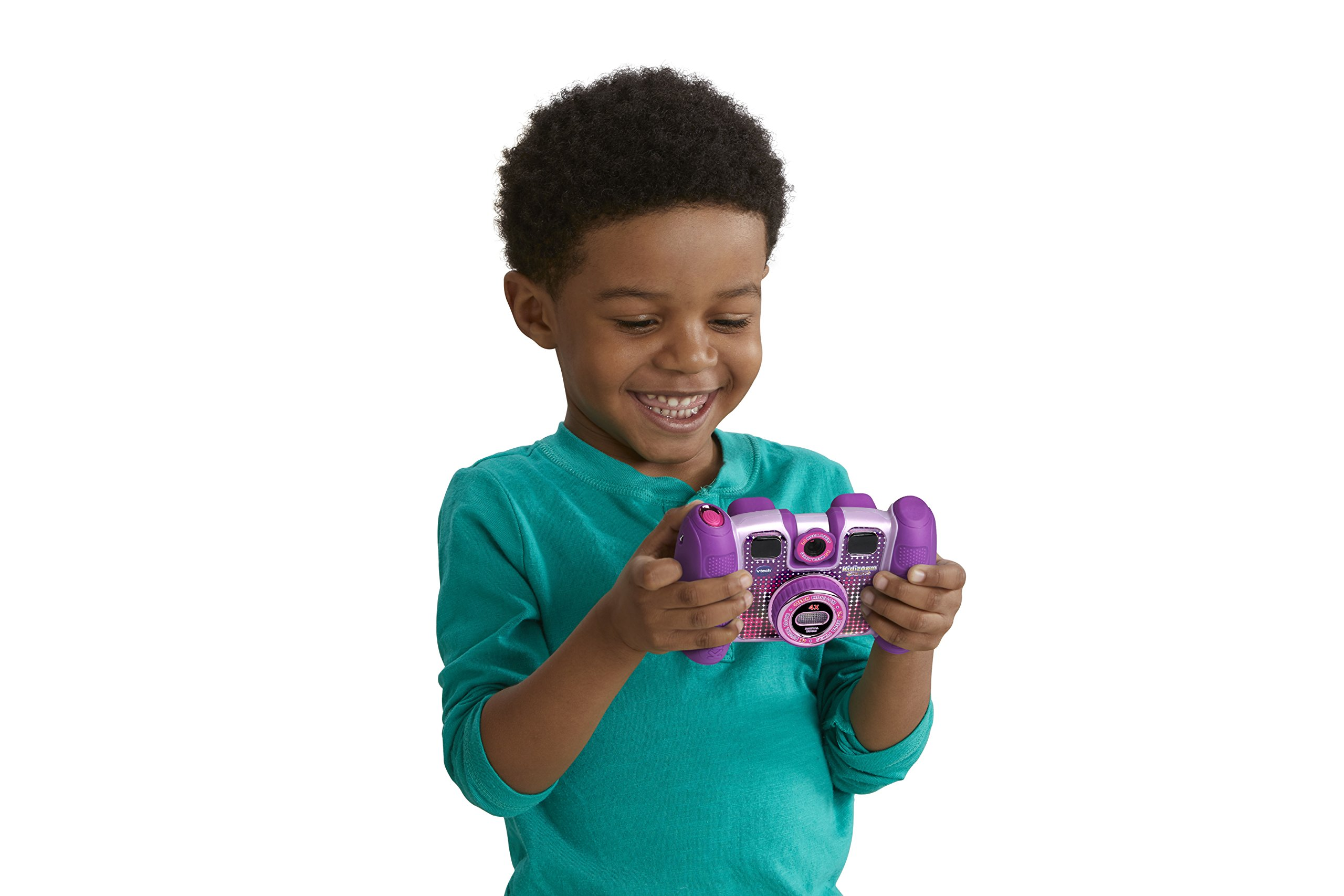 VTech Kidizoom Twist Connect Camera, Purple by VTech (Image #9)