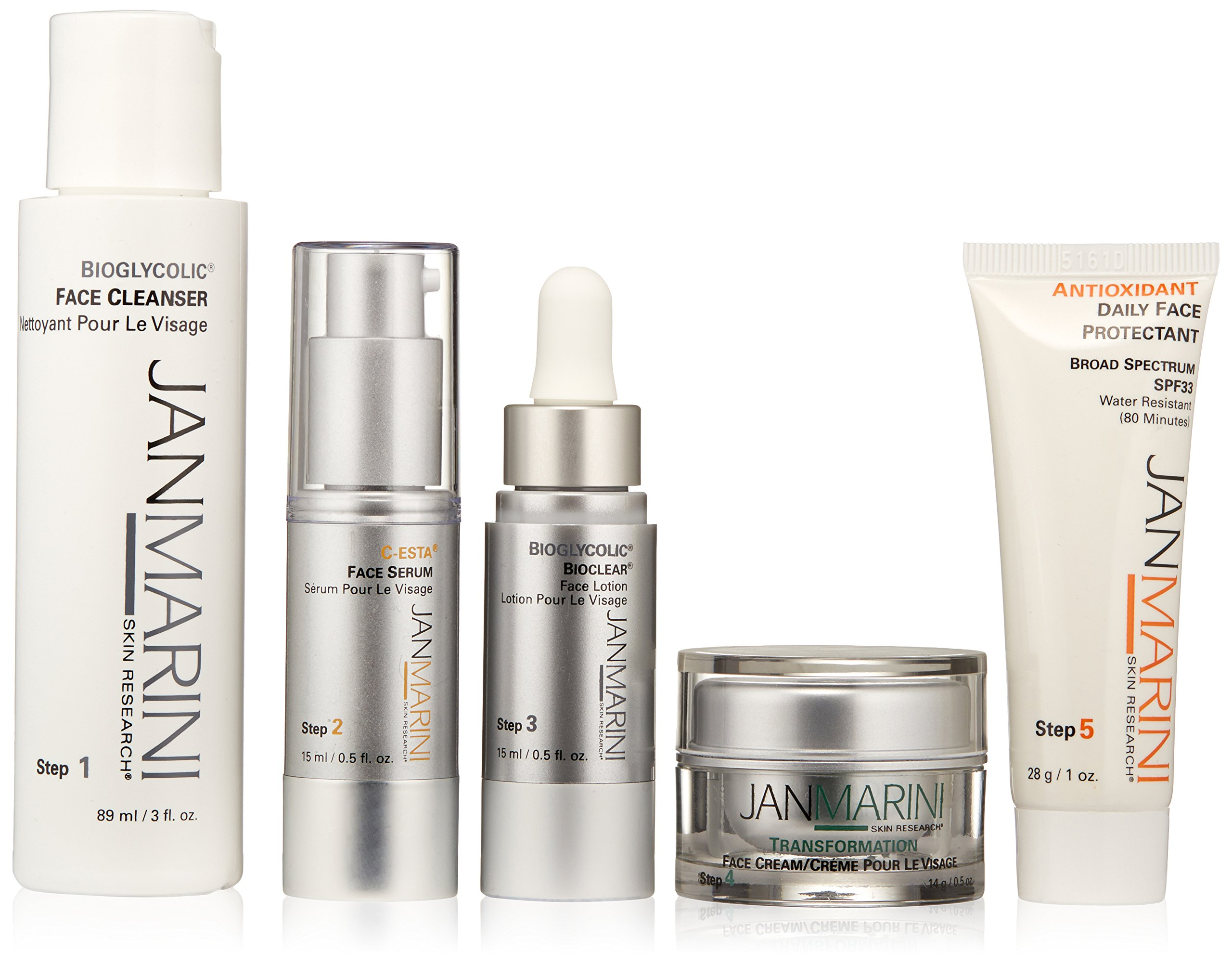 Jan Marini Skin Research Skin Care Management System, Normal/Combination Skin
