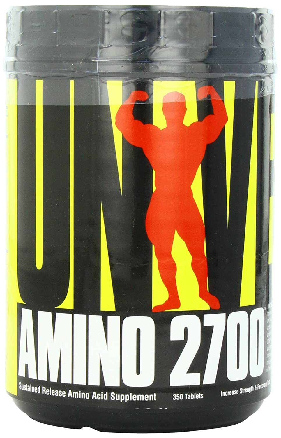 Amazon.com: Universal Nutrition Amino 2700, 350 Tablets: Health & Personal Care