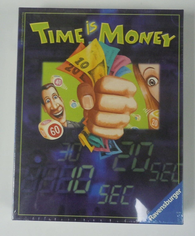Ravensburger - Time is Money, Reaktionsspiel