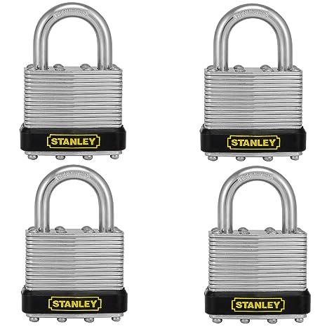 Amazon.com: Stanley S203406 - Candados de grillete estándar ...
