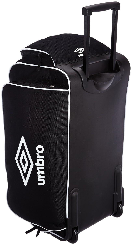 Umbro Medium Wheeled Holdall 090 Noir//Blanc Noir Taille Unique Duffle bag