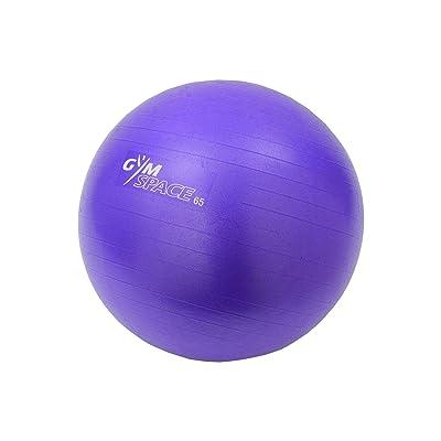 Amazon Gym Space Ballon pilate Taille 65 cm