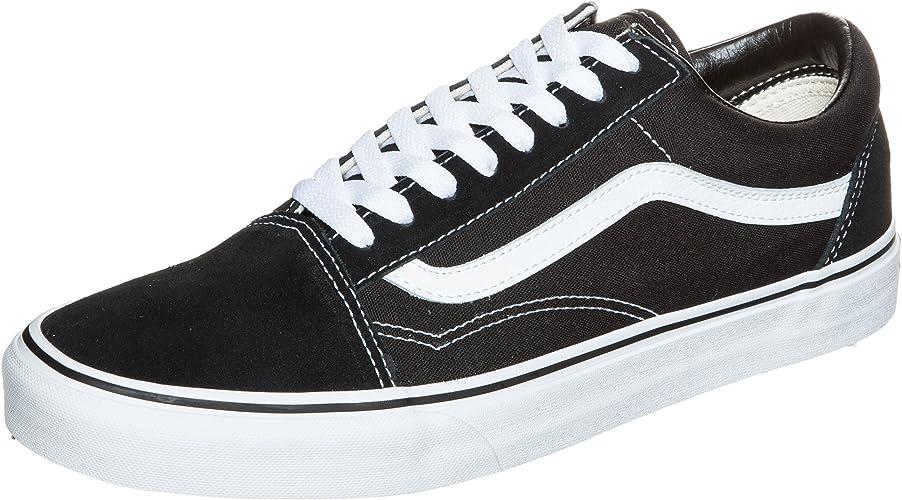 Vans Old Skool Sneaker 8.0 US 40.5 EU: : Schuhe