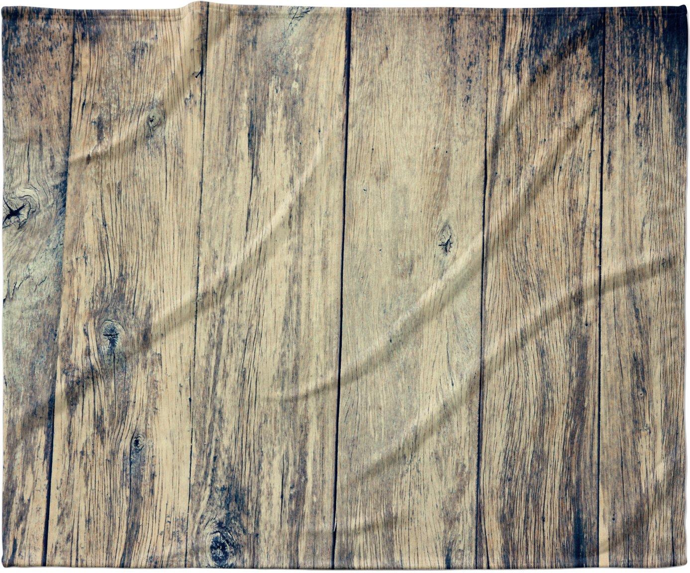KESS InHouse Beth Engel ''Wood Photography II'' Fleece Baby Blanket, 40'' x 30''