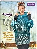 Woolly Hugs Hoodies stricken: Pullis, Jacken, Westen, Loops in tollen Farben & Mustern