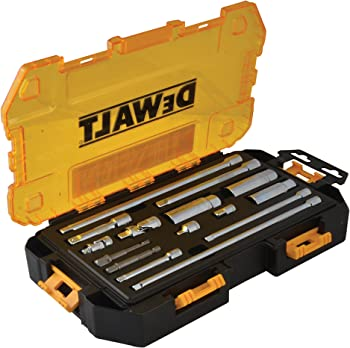 15-Piece Dewalt DWMT73807 Accessory Socket Tool Kit Set