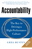 Accountability: The Key to Driving a High-Performance Culture (English Edition)
