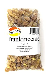 Govinda Frankincense Natural Resin Tears Quality A 1 lb