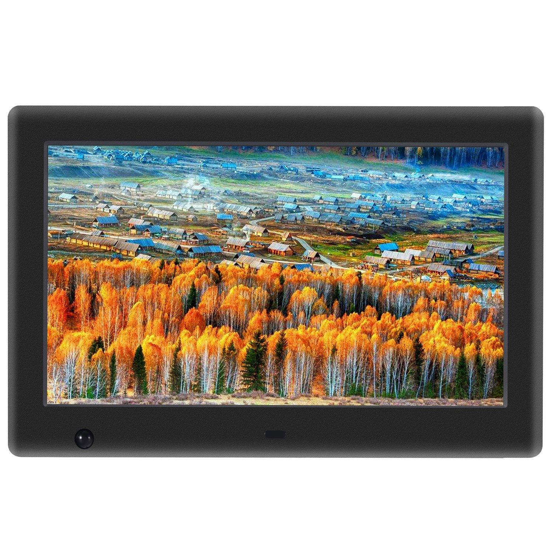 Apzka 10 Zoll HD Digitaler Bilderrahmen mit: Amazon.de: Kamera