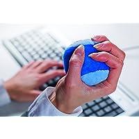 Fashy 6309 Anti-Stres Topu, Kanola Tohumlu Isıtılabilir, Mavi