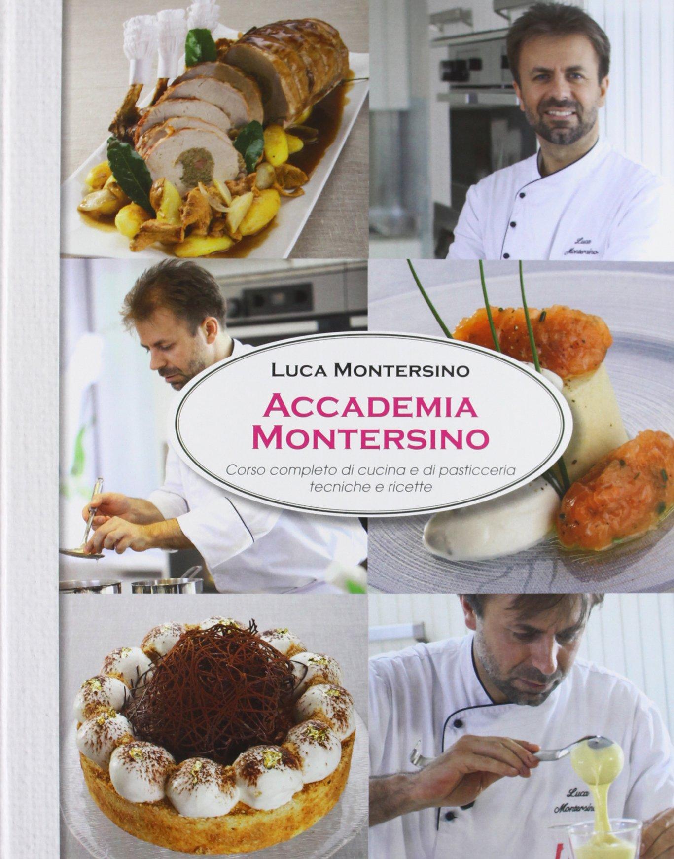 Amazonit Accademia Montersino Corso Completo Di Cucina E Di