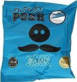 Awfully Posh Halen Mon Sea Salt Pork Crackling 8 x 40 g