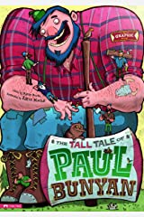 The Tall Tale of Paul Bunyan: The Graphic Novel (Graphic Spin) Paperback