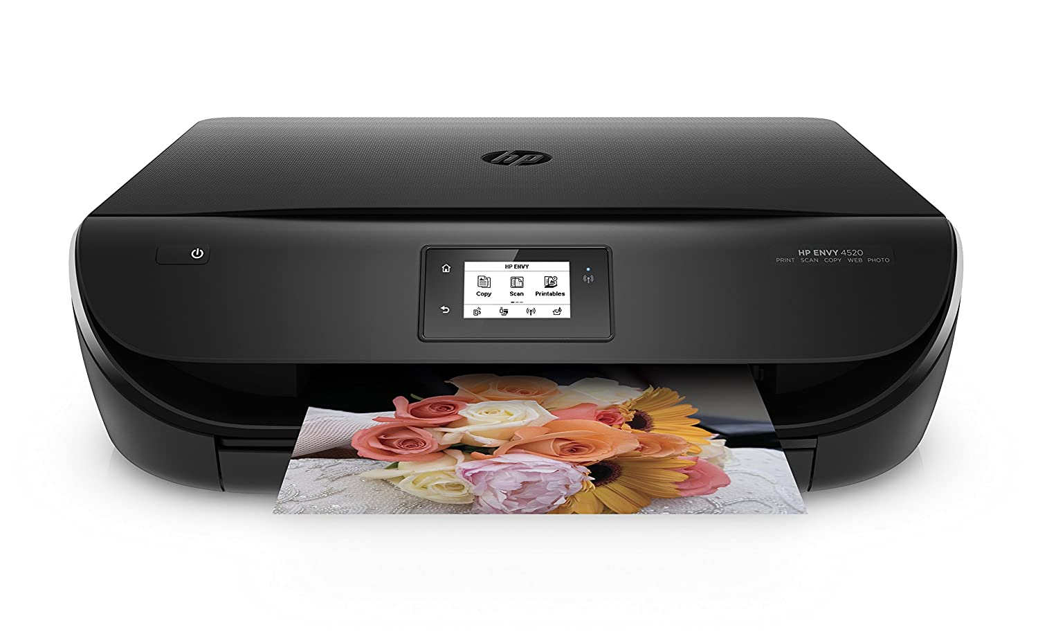 Amazon HP Envy 4520 Wireless All In One Photo Printer With Mobile Printing Instant Ink Ready F0V69A Electronics