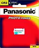 Panasonic Battery CR-2W/1BE Photo Power Lithium Battery for Cameras (Multicolor)
