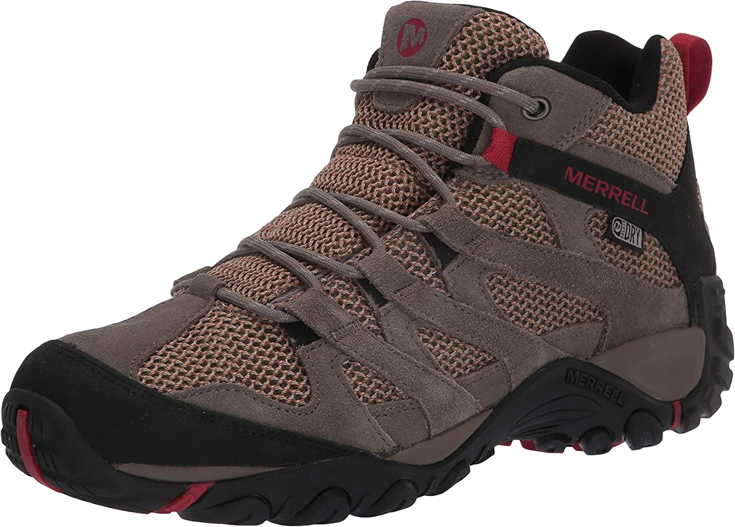 Merrell Men s Alverstone Mid Waterproof Hiking Boot