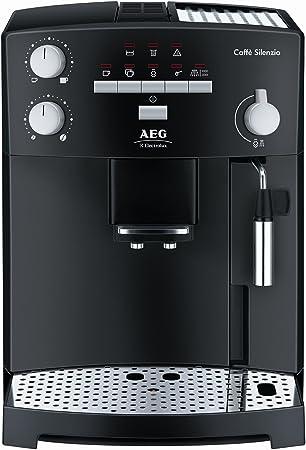 AEG CS 5000 Caffe Silenzio - Máquina de café espresso automática ...