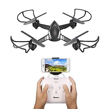 EACHINE E32HW Drone con HD cámara 720p 2.0MP Drone Cámara WiFi FPV ...