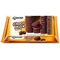 Julie's Choco More Sandwich Biscuits, 160g