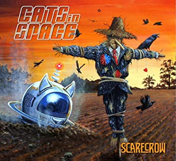 cats in space scarecrow amazon com music